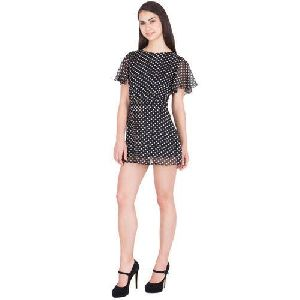 Ladies Casual Short Dress