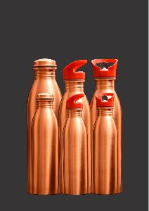 Matt Finish Copper Bottle