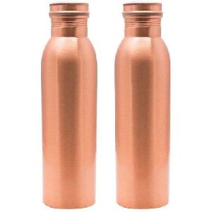 Seamless Copper Bottle