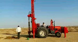 Tractor Mounted Auger Drilling Rig (ONLY MOUNTING)