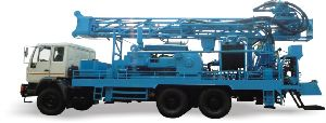 PDTHR-300 Truck Mounted Rotary Drilling Rig