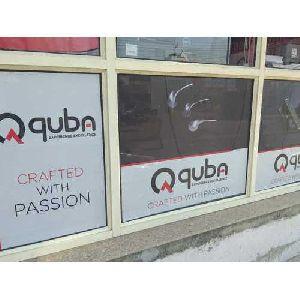 Indoor Shop Branding Services