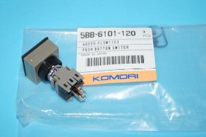 komori original push button switch