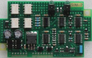 Module SUM2 printing machine Circuit Board
