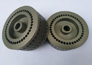 High Precision Suction Wheels Stahl Folding Machine Suction Wheel 233-028-0100