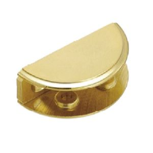 Brass D Bracket