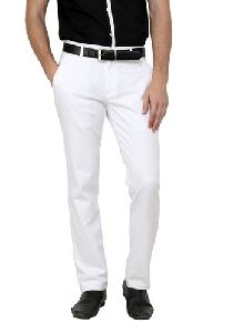 Mens Plain Trousers