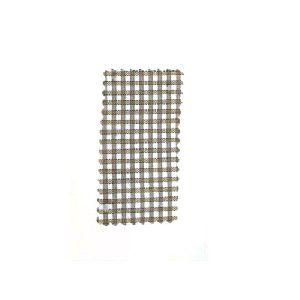 Modern Check Fabric