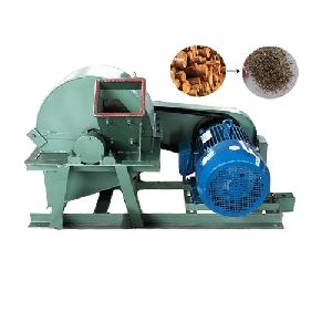 Electric Wood Chipper Machine