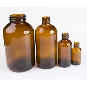 Chemical Glass Bottles