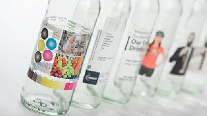 Glass Bottle Digital Printing Services