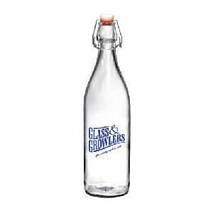 Glass Bottle Screen Printing Services