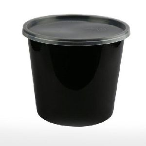 2500ml Disposable Plastic Food Container