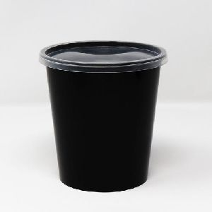 750ml Disposable Plastic Food Container