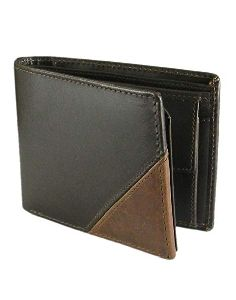 Two Tone Leather Wallet