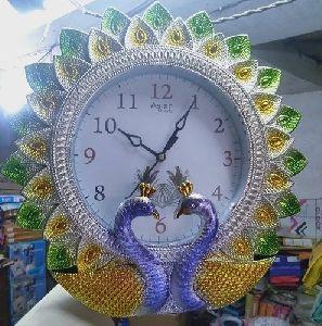 Fiber Wall Clock