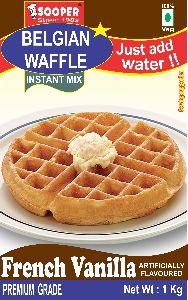 Belgian Waffle Instant Mix