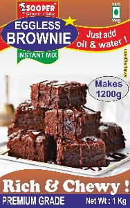Eggless Brownie Instant Mix