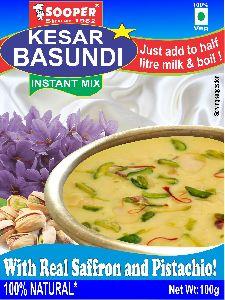 Instant Kesar Basundi Mix