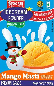 Mango Icecream Powder