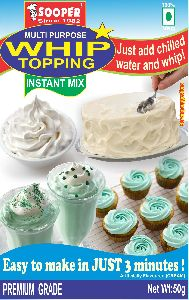 Whipped Cream Instant Mix