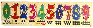 0-9 Counting Puzzle