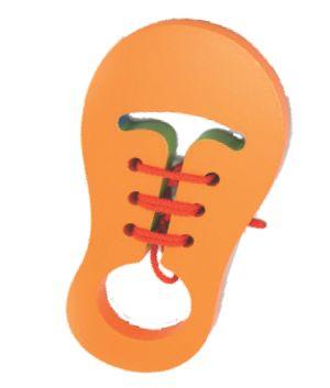 Lacing Shoe Small