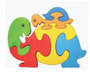 Tortoise Jigsaw Puzzle