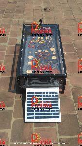 Batch Type Solar Dryer