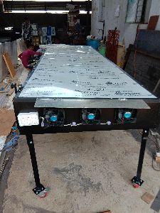 Commercial Solar Dryer