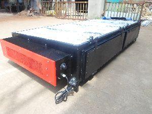 Seafood Solar Dryer