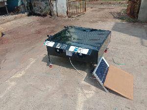 Solar Mushroom Dryer