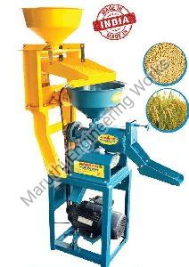 Mini Rice Mill Machine with Destoner
