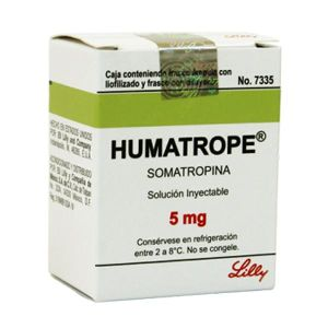 Humatrope Injection