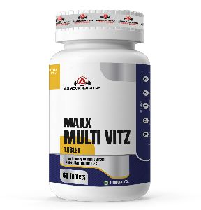 Maxx Multivitz Tablets