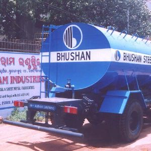 Truck Mounted Water Tankers