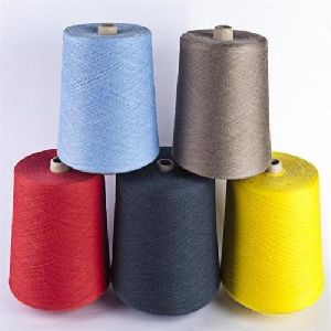 Polyester Viscose Yarns