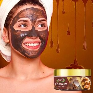 Chocolate Peel Off Mask