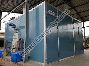 Pellet Dryer Machine