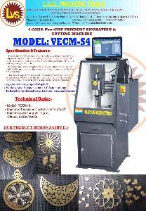 4 Axis Pro CNC Pendant Engraving Machine