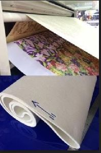Roll to Roll Sublimation Printing Felt Blankets