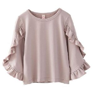 Ladies Bell Sleeve Top