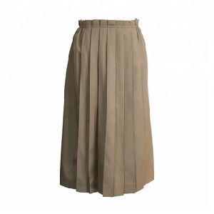 Ladies Pleated Skirt