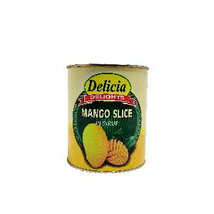 Canned Mango Slice