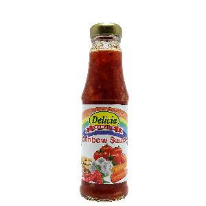 Rainbow Sauce