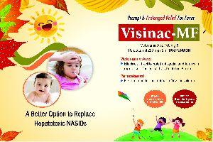 Visinac-MF Tablets