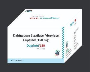 Dabigatran Etexilate Mesylate 150