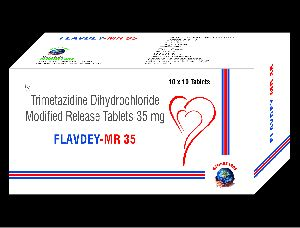 Trimetazidine Modified Release Tablet