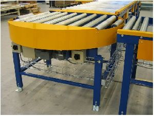 Pallet Turntable Roller Conveyor