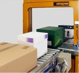 UPAMB2R Fully Automatic Strapping Machine